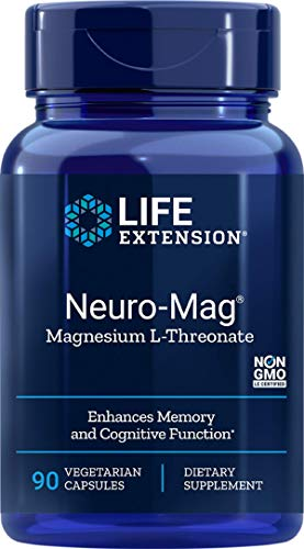 Life Extension, Neuro-Mag,...