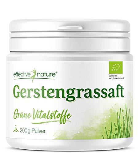 Gerstengrassaft Pulver - Reich...
