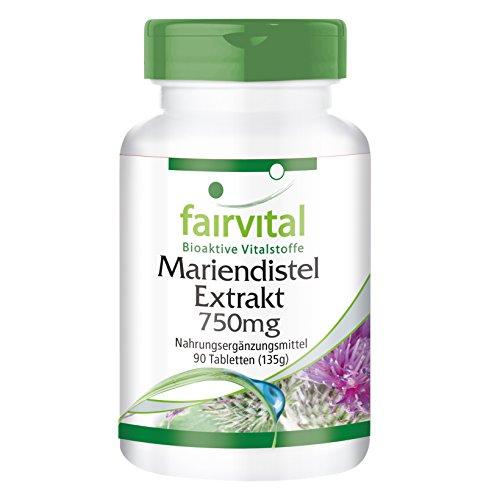 Mariendistel Extrakt -...