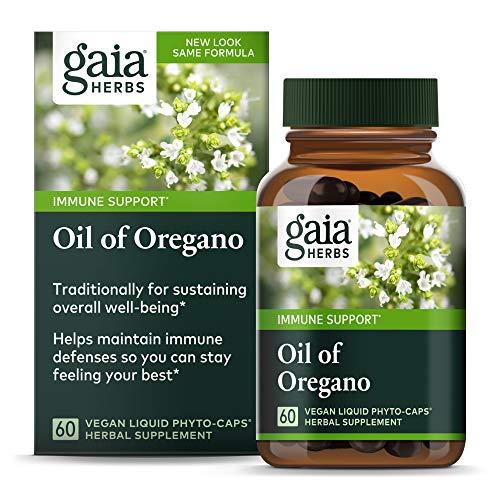 Oil of Oregano - 60 - Capsule...