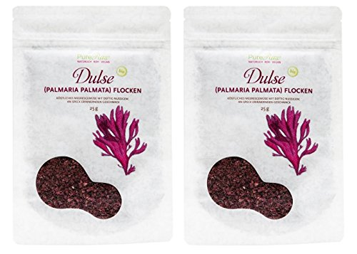 PureRaw Dulse-Flocken 2er-Pack...